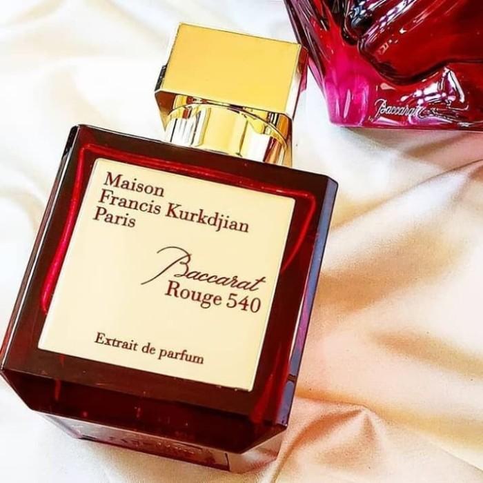 Jual Parfum Maison Francis Kurkdjian Baccarat Rouge 540 Dki