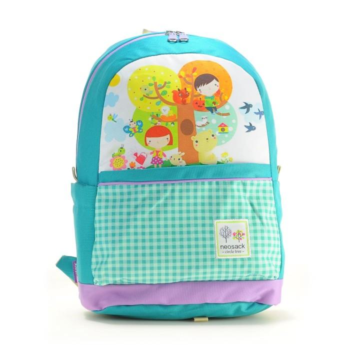 harga Tas ransel – backpack anak neosack playground na50119 - turquoise Tokopedia.com