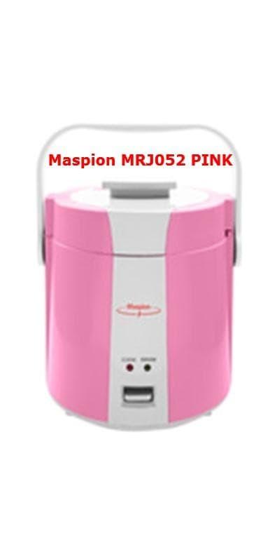 harga Maspion rice cooker travelling / mini travel cooker / maspion mrj-051 Tokopedia.