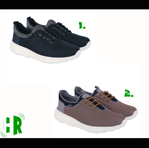 harga Sepatu casual pria sport shoes olahraga kesehatan kets sneakers cowok Tokopedia.com