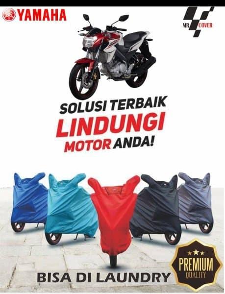 harga Sarung motor selimut motor pelindung motor yamaha vixion Tokopedia.com