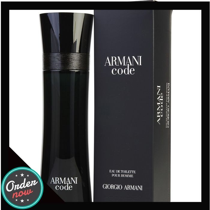 Jual Diskon Besar Parfum Original Eropa Giorgio Armani Code Ori