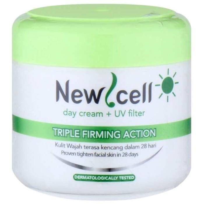 Purbasari New Cell Day Cream UV Filter - 35 gr