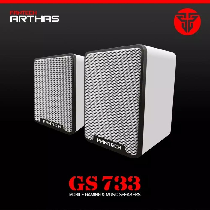 Speaker Gaming Fantech Arthas GS733 - Putih