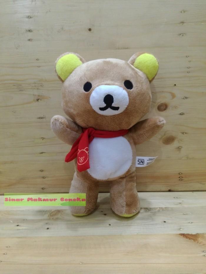 harga Boneka bear rilakuma japan soft yelvo ^m^ Tokopedia.com