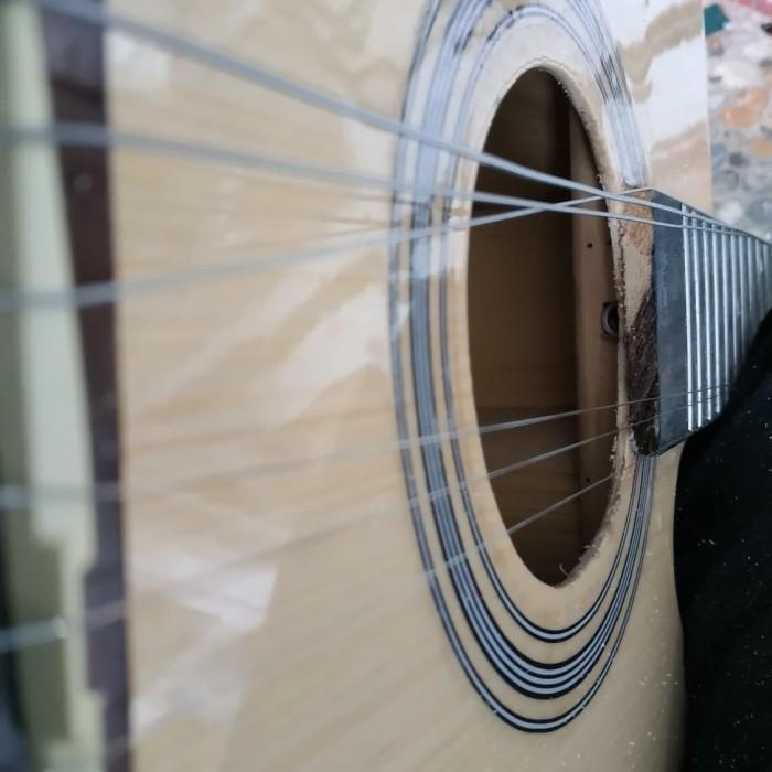 harga Gitar ibanez akustik elektrik tuner stem otomatis besi neck Tokopedia.com