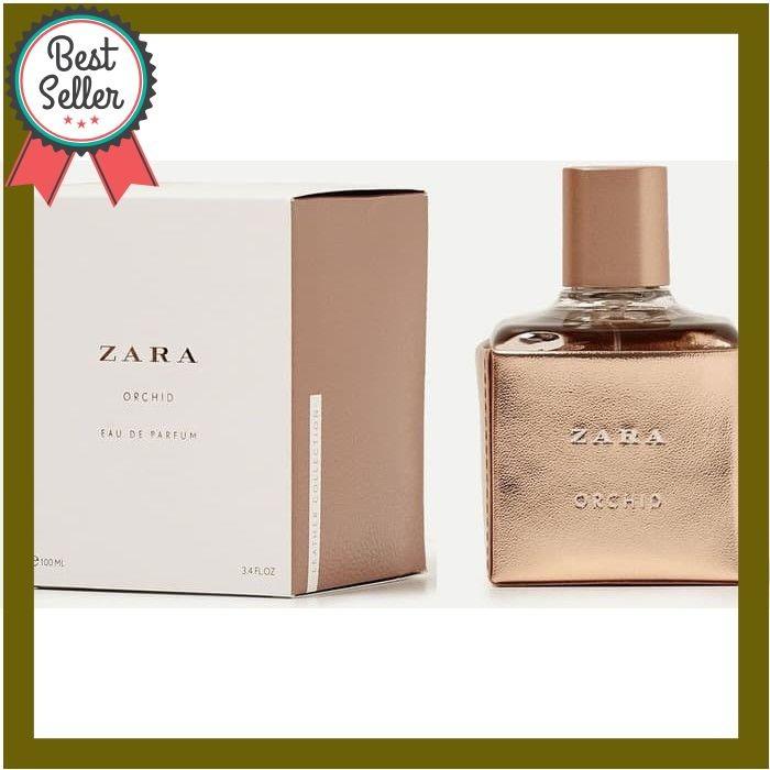 Jual Harga Hemat Best Parfum Wanita Zara Orchid Original Parfume
