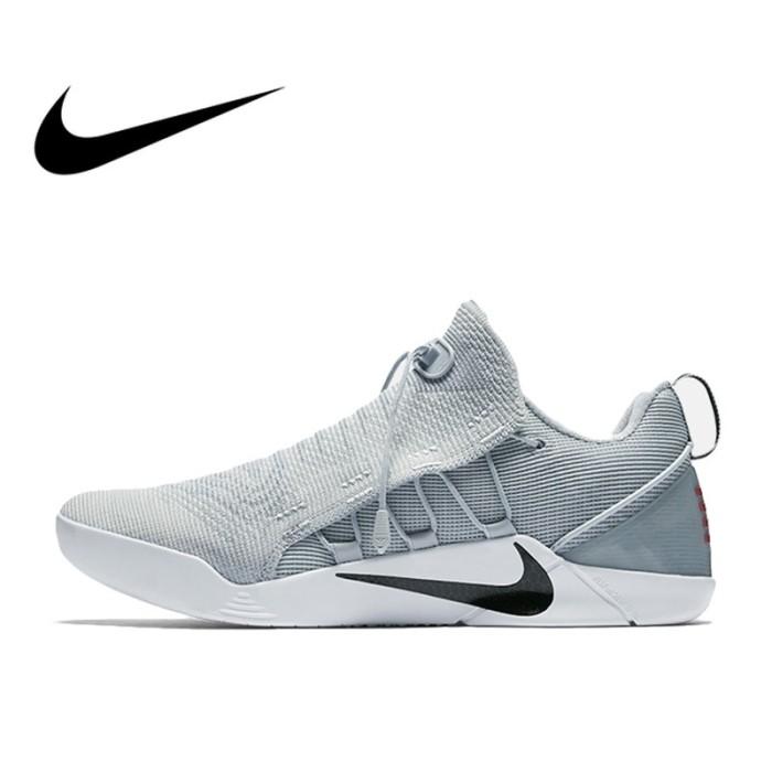 Jual Asli Asli Nike Iklan Nxt Pria Bernapas Basket Sepatu Olahraga