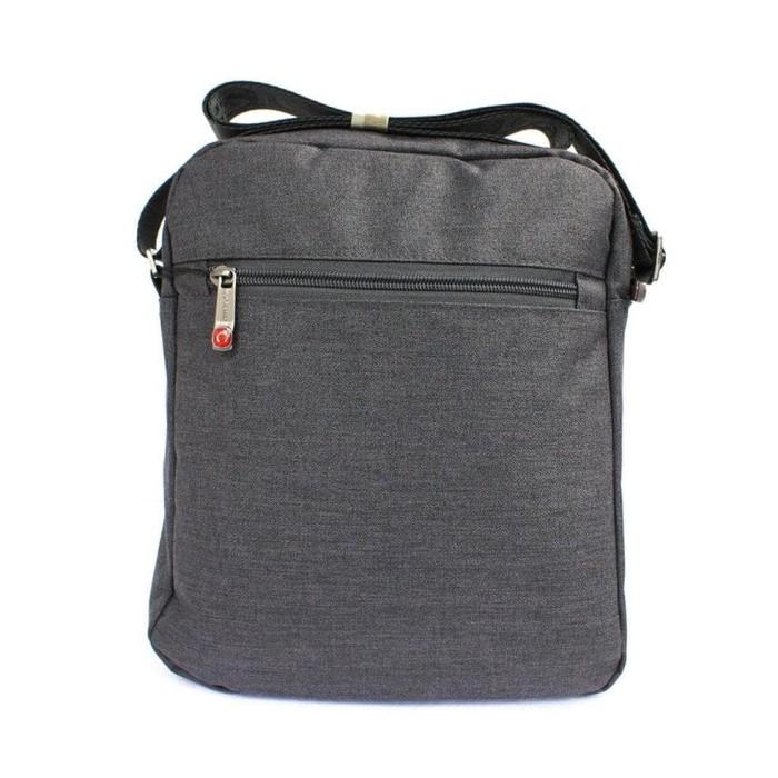 Jual Polo Classic Sling Bag 6203-21 - Grey - haikal12  05bc293bb9541