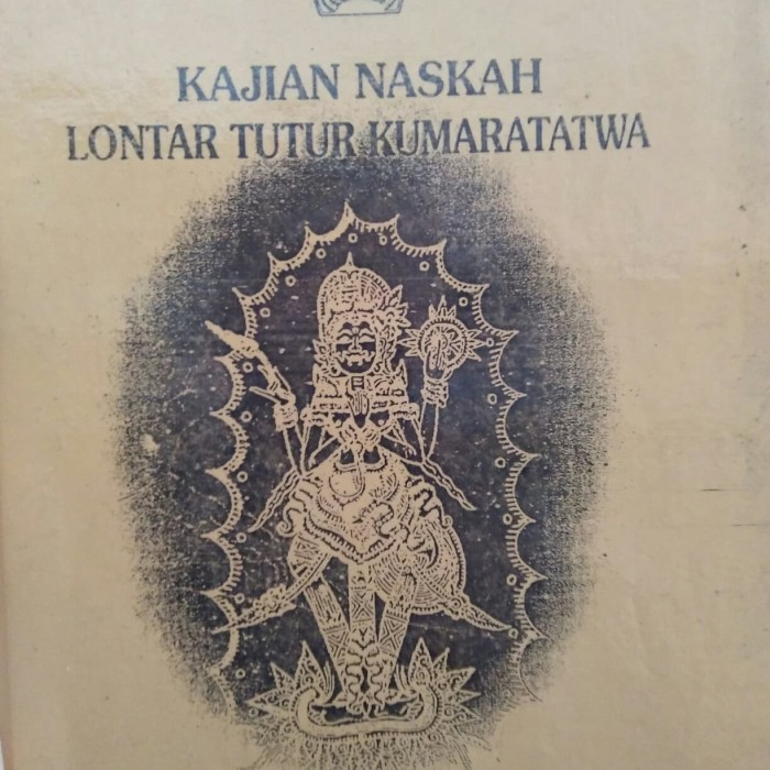 Foto Produk lontar tutur kumara tattwa dari Hare Krishna