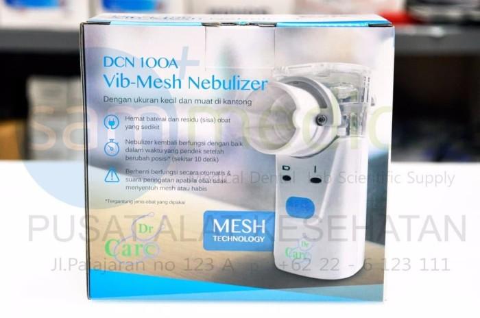 Jual Promo Alat Kesehatan Lengkap Dr Care Mesh Nebulizer Alat Uap