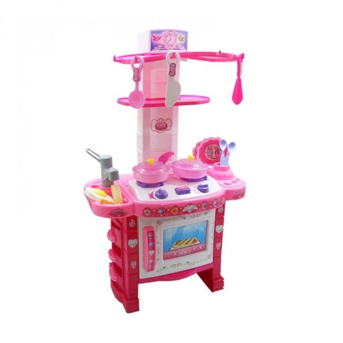 Jual Mainan Anak Masak Dapur Princess Kitchenette Premium Cooking Set Kab Bantul Via Ristiani Sticker Tokopedia
