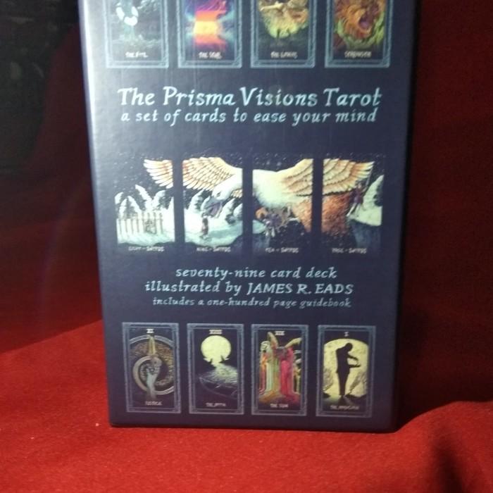 Jual Tarot Of Prisma Vision Orginal - Mooncharm Shop | Tokopedia