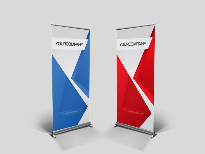 Spanduk Banner Banner Telur Gulung - desain spanduk keren
