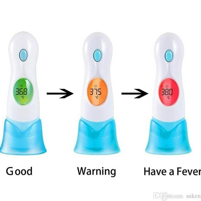 Termometer Bayi - Digital Baby Thermometer 8 In 1 It - 903