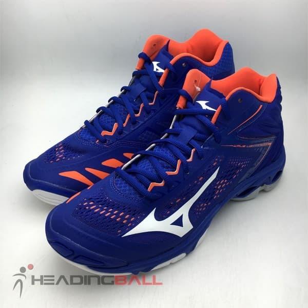 Jual TERLARIS- Sepatu Volley Mizuno Original Wave Lightning Z5 Mid ... f8f9522cd1