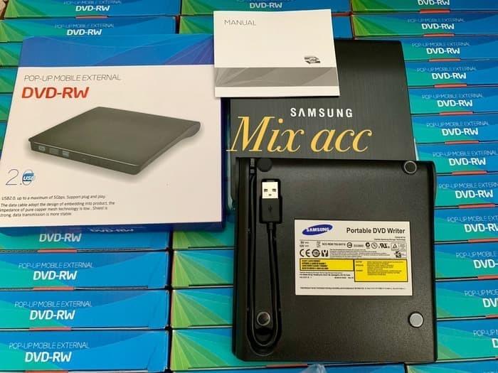 harga Portable dvd writer (dvd - rw external) samsung dvd rw optical drive Tokopedia.com