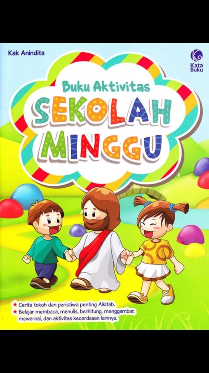 Jual BUKU AKTIVITAS SEKOLAH MINGGU Jakarta Selatan ARE Book
