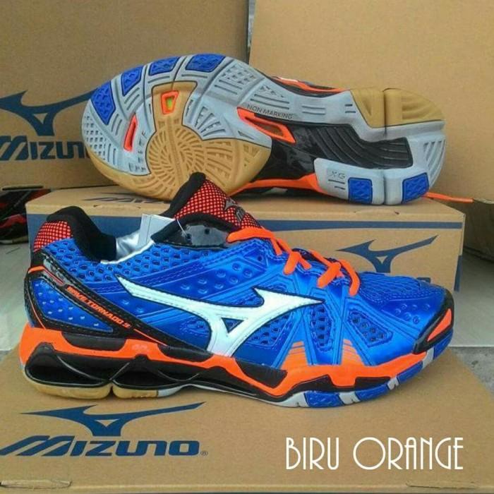 Jual Murah Sepatu Volley Mizuno Wave Tornado 9 Low Original