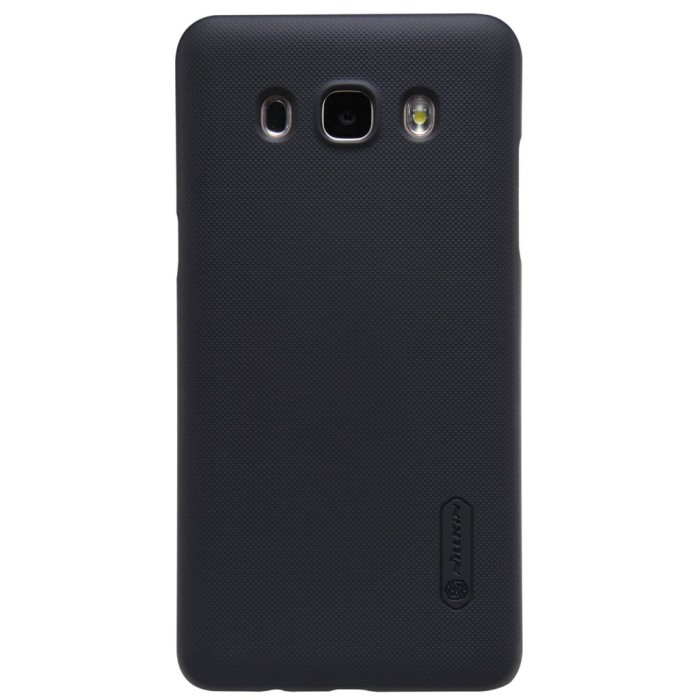 Nillkin Frosted Hard Case Samsung Galaxy J5 2016 Casing Cover Hitam