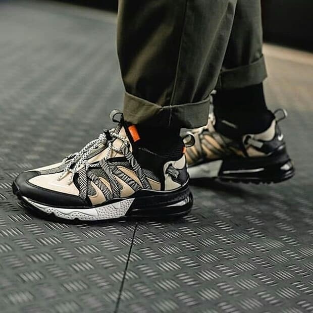 Jual Sepatu Original Nike Airmax 270 Bowfin Desert Cone Black Phantom BNIB Jakarta Selatan Afshen Shoes   Tokopedia