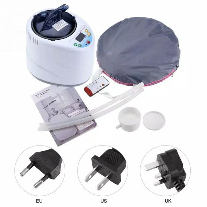 Jual 2L Sauna hot Steamer Portable Pot Mesin Spa Indoor Body Slimming -  Jakarta Barat - sumatra jaya   Tokopedia