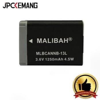 Foto Produk Malibah NB-13L Battery dari JPCKemang