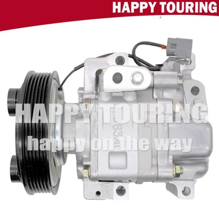 Car Ac Compressor >> Jual Car Ac Compressor Mazda 6 3 Cx7 Cx 7 H12a1af4ao H12a1ak4dw H12a1af4dv Dki Jakarta Vapenkamera Tokopedia