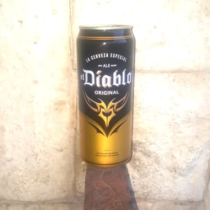 harga Beer balihai el diablo 500ml harga per kaleng bir bali hai Tokopedia.com