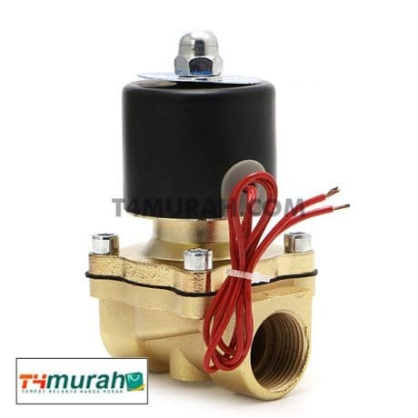 harga Saklar water flow switch selenoid valve 3/4 inch dn20 Tokopedia.com
