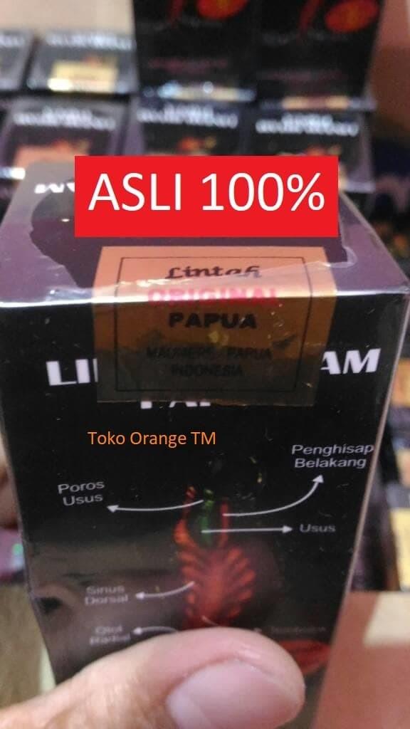 Foto Produk Pembesar-Alat-Vital-Pria Minyak Lintah Hitam Papua Obat Oles Pria Ori dari Orange TM
