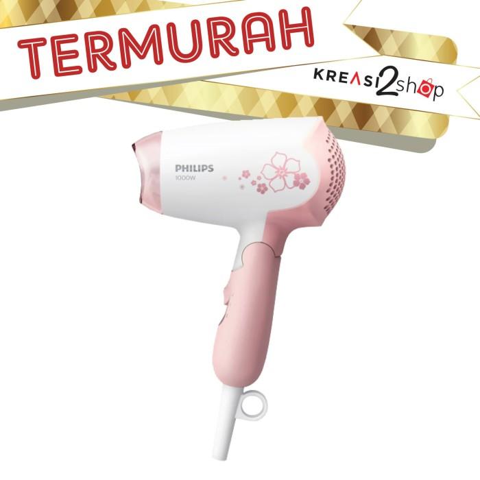Jual Philips Hair Dryer   Pengering Rambut HP8108 HP 8108 Pink Merah ... 24ab75de69