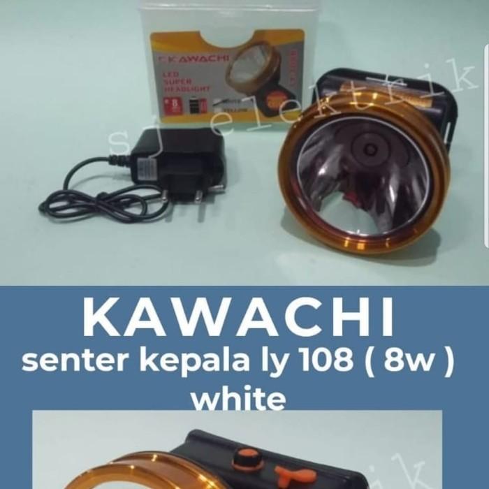 harga Senter kepala kawachi 8w ly 108 cahaya kuning. bagus dan terang ori Tokopedia.com