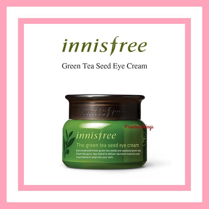 [INNISFREE] Green Tea Seed Eye Cream