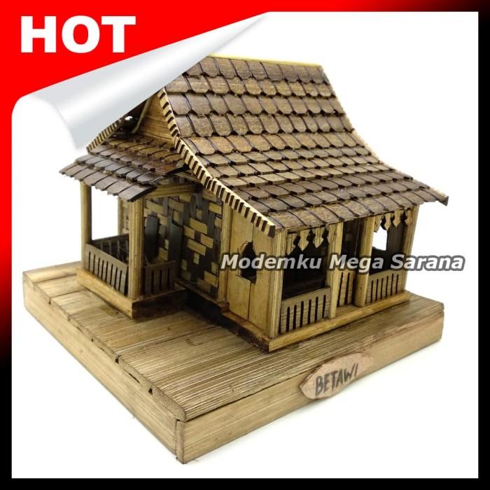400+ Gambar Rumah Adat Dari Kardus Terbaik