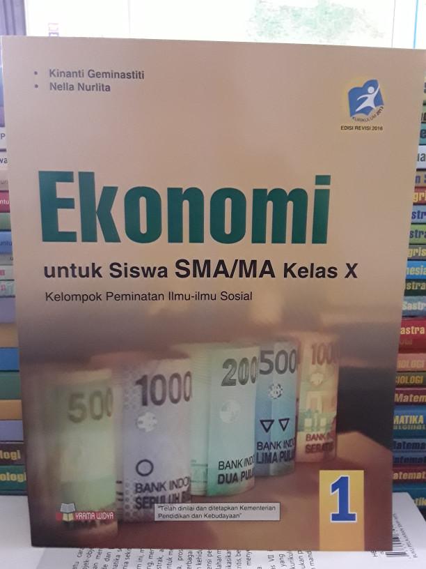 Ebook Ekonomi Kelas X Sma