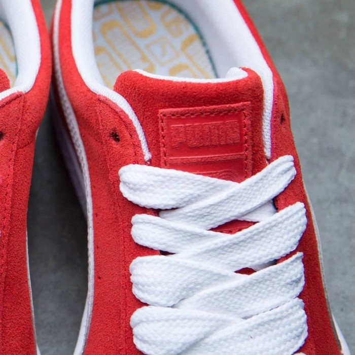 3bf5aa037bf Jual Puma Suede Classic BBOY 1968 Fabulous Pack Flame Red Original ...