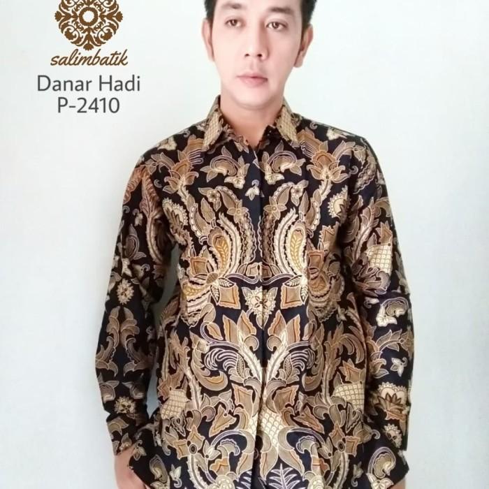 harga Kemeja batik danar hadi solo motif 0897 Tokopedia.com