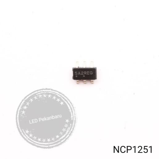 Jual IC PWM CONTROLLER NCP1251 - 5A2 - 5AA - 5A POWER SUPPLY SWITCHING -  Kota Pekanbaru - LED-Pekanbaru | Tokopedia