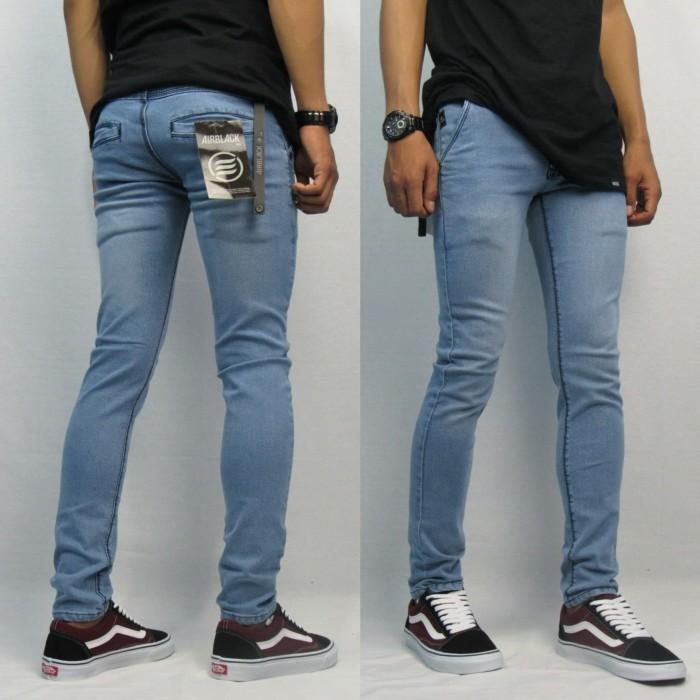 Foto Produk Celana Jeans Pria Model Skinny Saku Bobok dari grosir celana pria