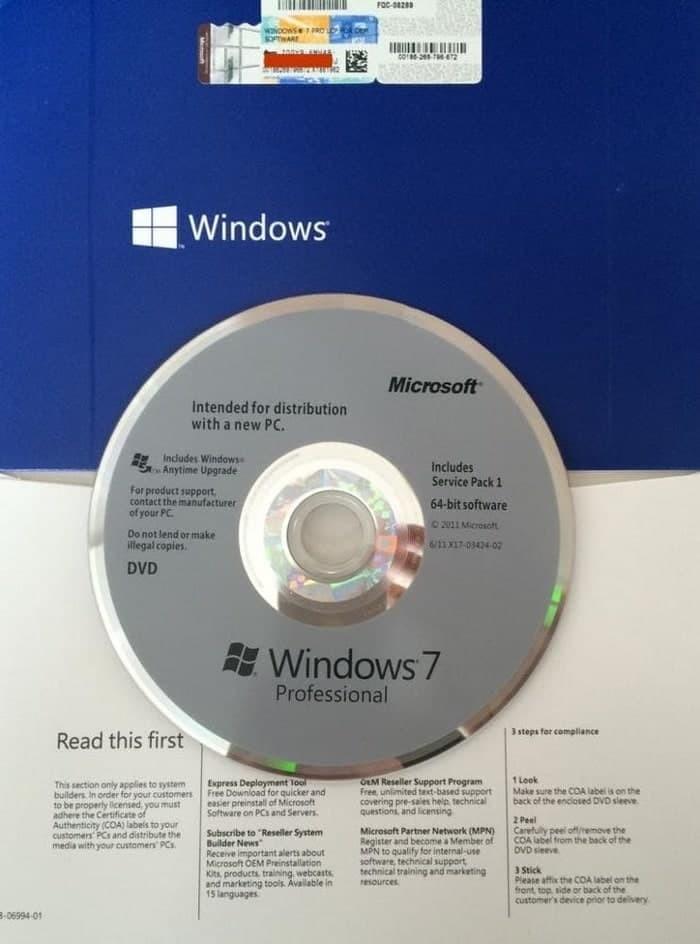 Katalog Cd Windows 7 Original Travelbon.com