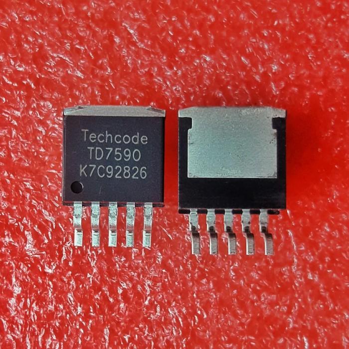 Foto Produk TD7590 TD 7590 original dari PM TECH