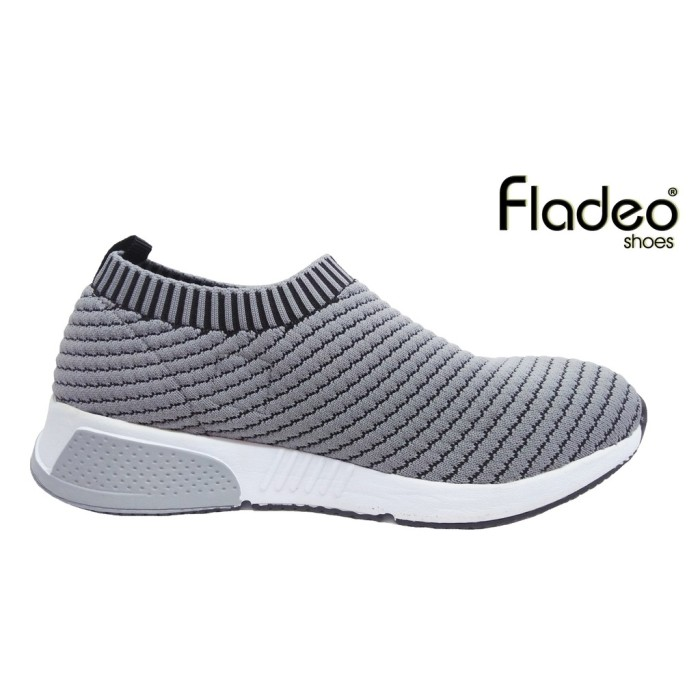 Jual Sneaker H18msc21rpsneakers Pria Fladeo Elastic Type Harga Rp ... b4689dedf3
