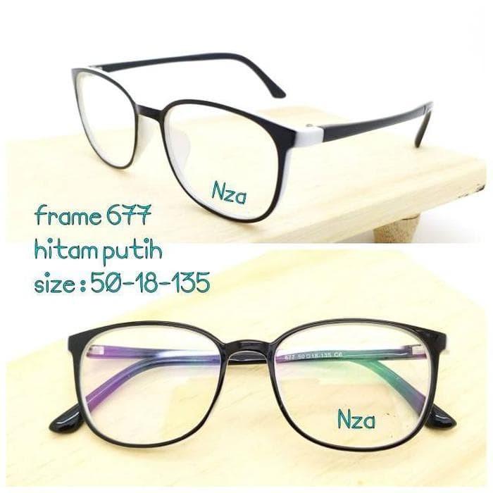 Putih Perempuan Kacamata Bingkai Kaca Mata - diskon Produk Terkeren ... dc25087b0e