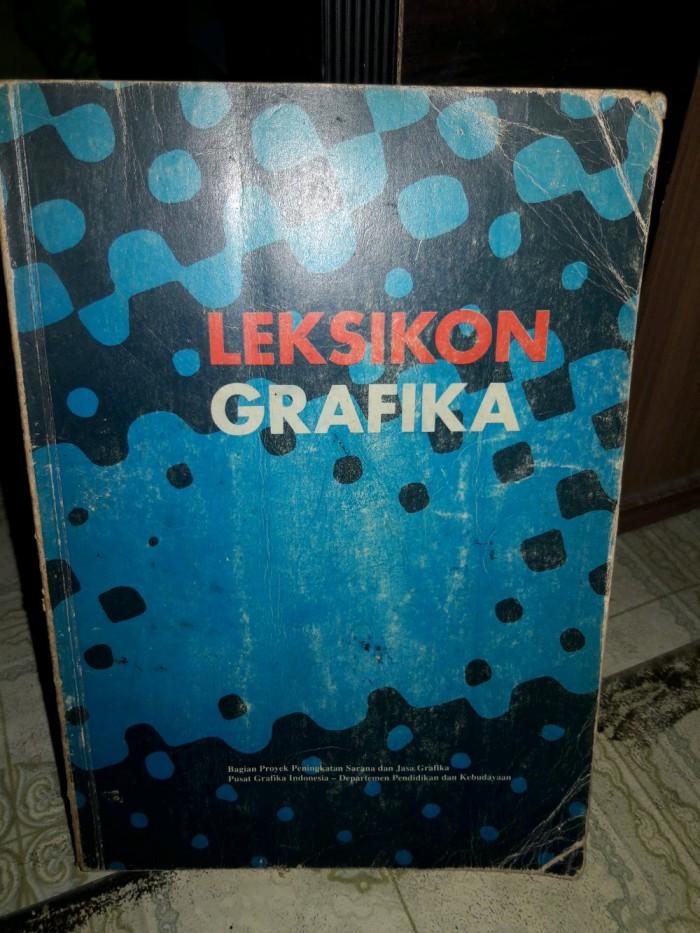 69a6468ad Jual Leksikon Grafika - Jakarta Pusat - sherzz store   Tokopedia