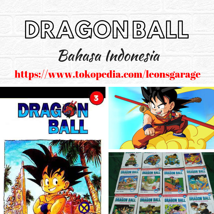 Ebook Dragon Ball Bahasa Indonesia