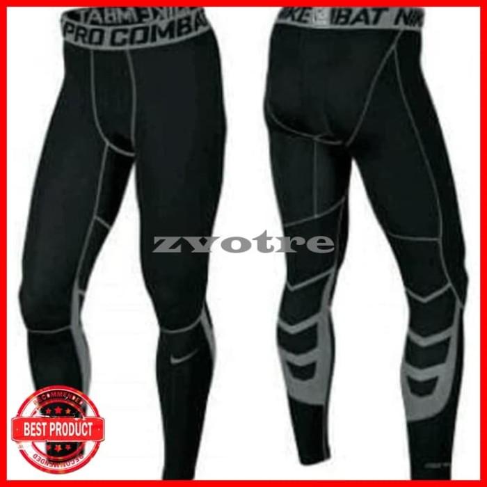 Jual Celana Legging Pria Celana Olahraga Pria Panjang Hitam Import Jakarta Barat Zvotre Tokopedia