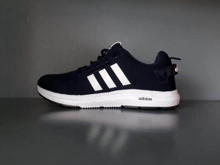 Sepatu Adidas Climacool Impor-Sepatu Olahraga Pria-Running-Jogging-AC3 -  Hitam ad3ec4f7b7