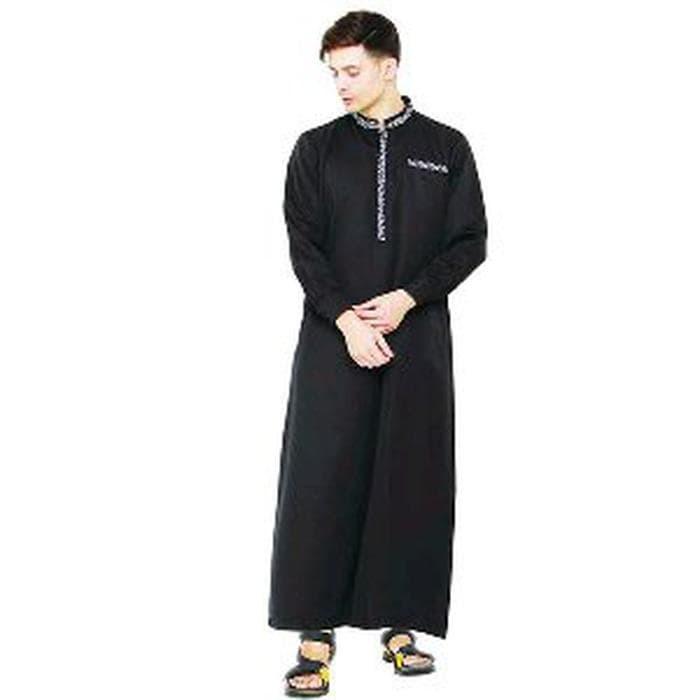 JSR 035 Baju Gamis Pria - MMT 024 Busana Muslim Pria Baju Muslim Pri