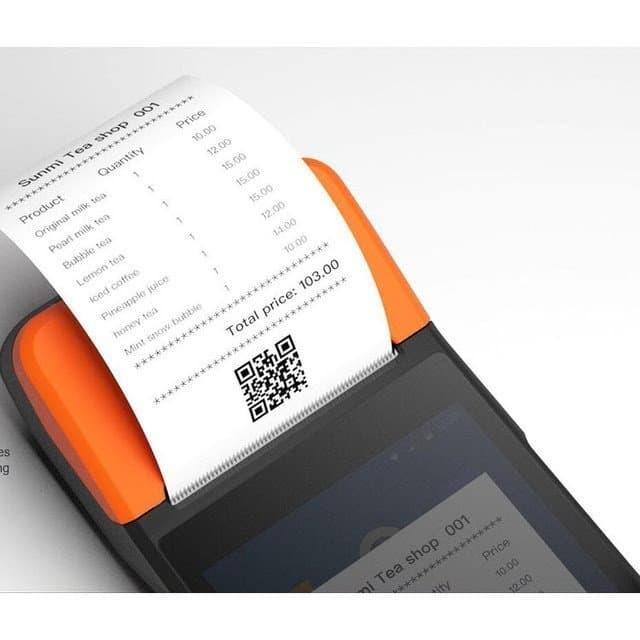 Jual Sunmi V2 Pro 4G LTE NFC Wifi Android 7 1 Handheld POS Printer Barcode  - DKI Jakarta - Juragantablet | Tokopedia